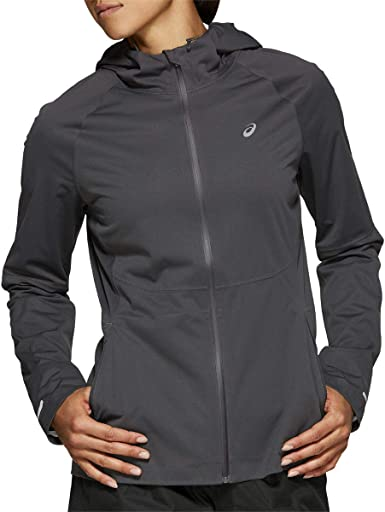 Legítimo módulo Nota  ASICS Women's Accelerate Jacket: Amazon.co.uk: Clothing