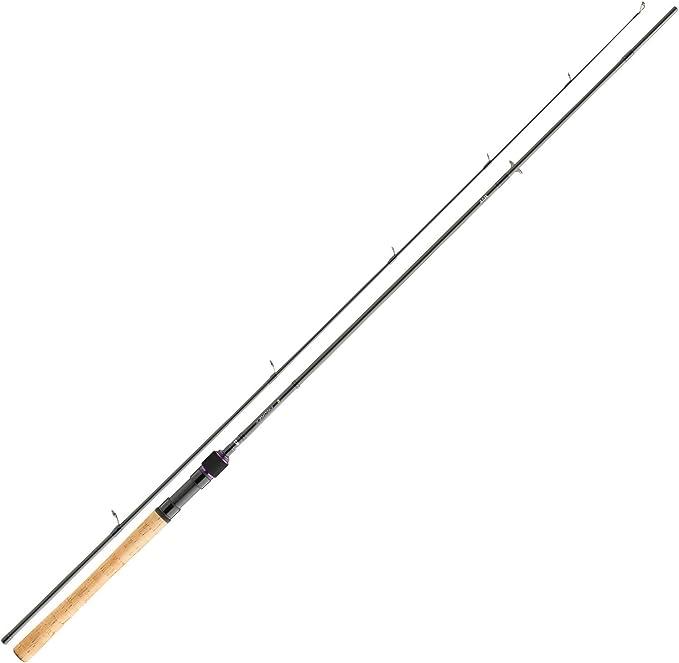Daiwa Prorex S Spin - Caña de Pescar (2,40 m, 7-21 g, 2 Partes ...