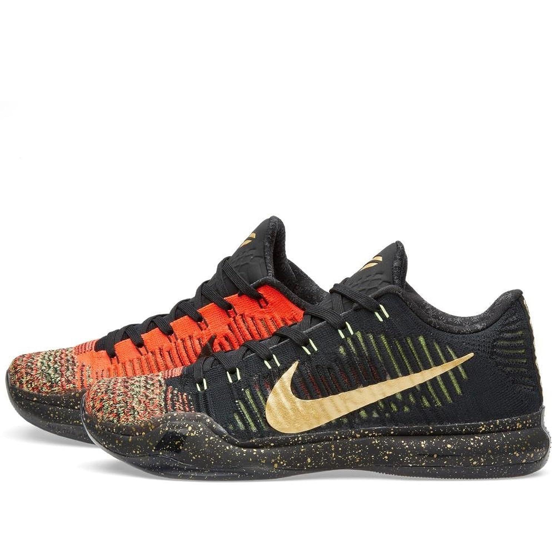 Amazon.com | Men\'s Nike Kobe 10 Elite Low Xmas Basketball Shoes ...