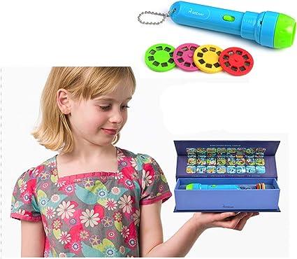 CX TECH Juguetes para niños pequeños Linterna con Juguetes ...