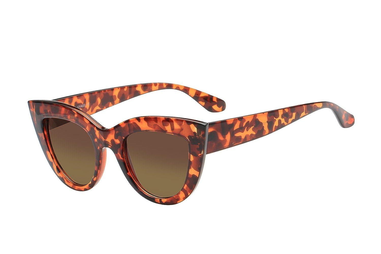 0feb2cee6ab1 Amazon.com  UV Protection Cat Eye Sunglasses