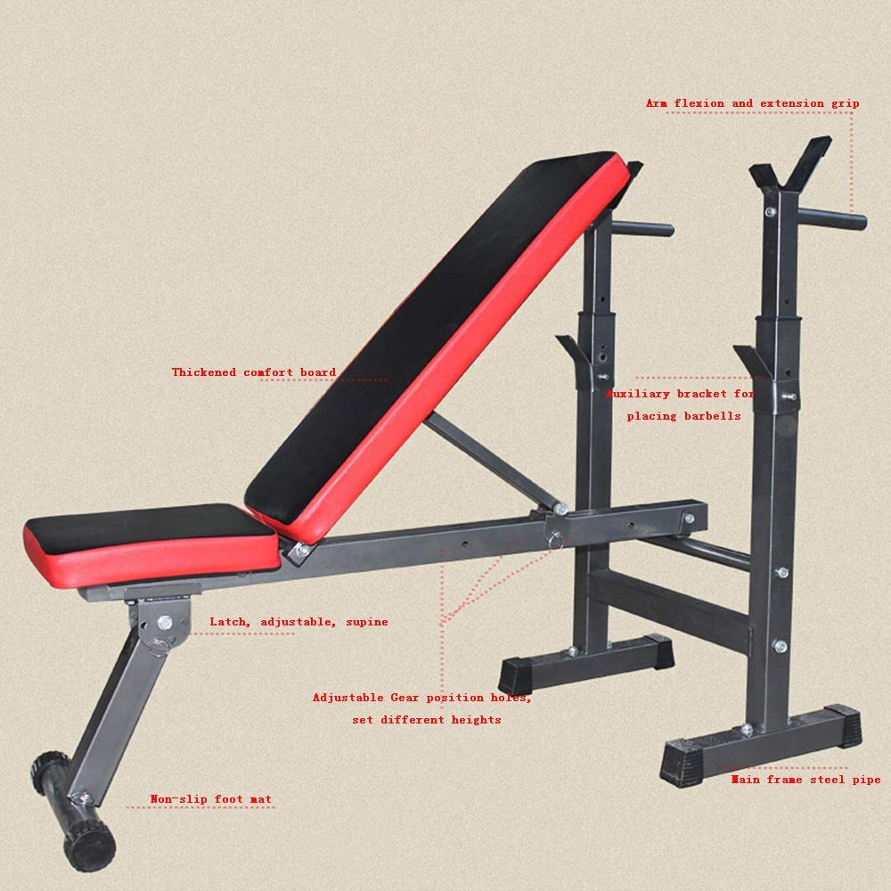 Peachy Amazon Com Zyx Kfxl Exercise Bench Weights Bench Gmtry Best Dining Table And Chair Ideas Images Gmtryco