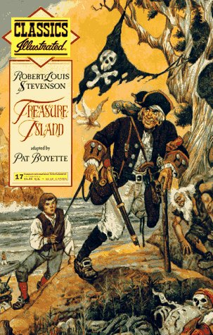 Treasure Island, Classics Illustrated, First Classics Publishing series