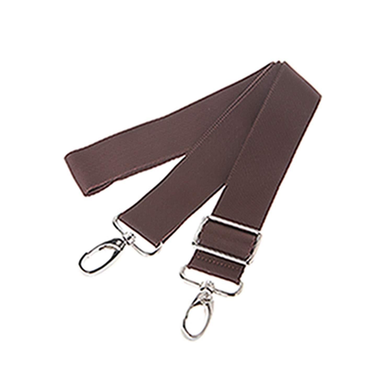 Yulongo Black//Coffee Shoulder Bag Strap Crossbody Adjustable Replacement Bags Handle Handbag Belt 85-150Cm,Cf,Onesize