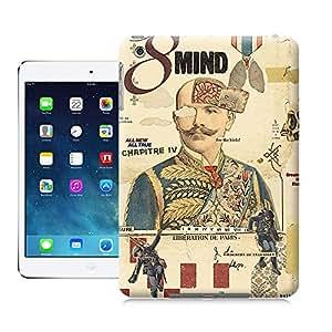 Buythecases Mind Muharrem Cetin retro style collage design for durable ipad mini case