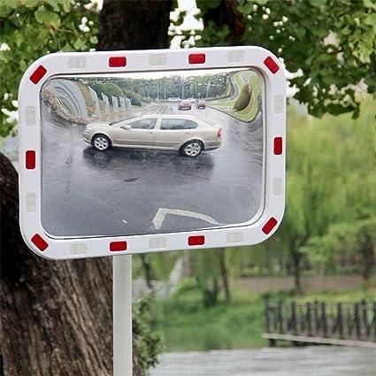 sicher aus der Garage oder Einfah Sicherheits Spiegel