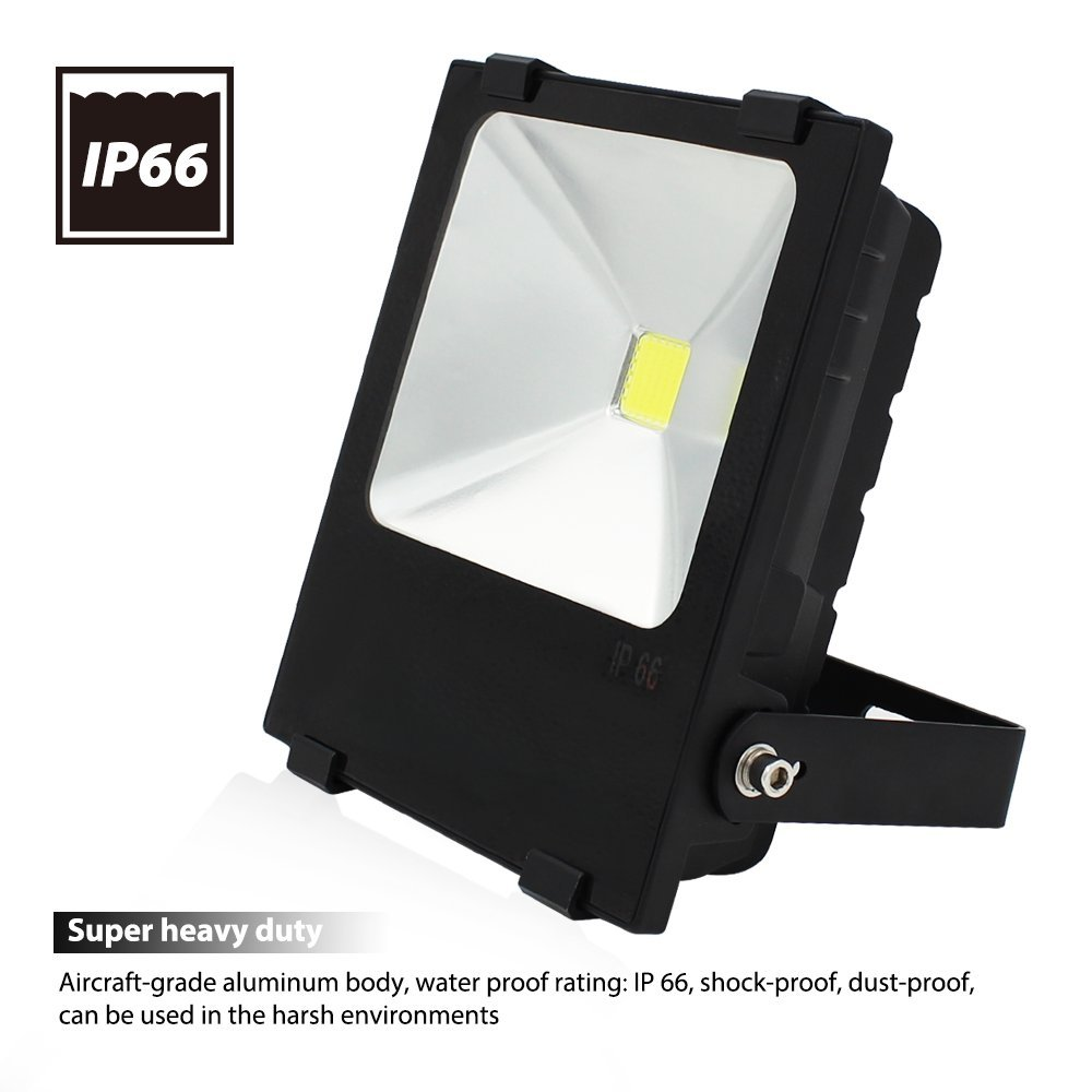 Waterproof IP66 AC85-265V Light 10W with 120... Outdoor Led Flood Lights