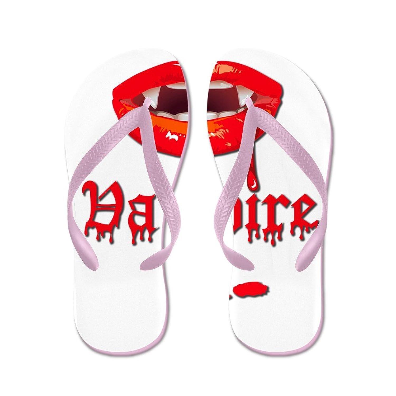 b83cce746 Royal Lion Men s Vampire Fangs Dracula Rubber Flip Flops Sandals 80 ...