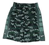 Nike Big Boys' (8-20) Dri-Fit Elite Basketball Shorts-Green-XL