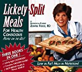 Lickety-Split Meals for Health Conscious People on the Go!, Zonya Foco, 1890926019