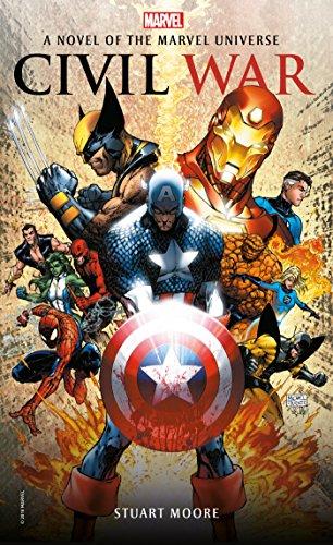 Civil War: A Novel of the Marvel Universe (Marvel Novels)