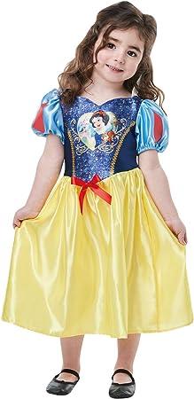 Rubies - Disfraz oficial de princesa Disney con lentejuelas, color ...