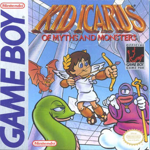 Amazon Kid Icarus Video Games