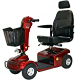 Shoprider Sunrunner Four Wheel Personal Travel Scooter