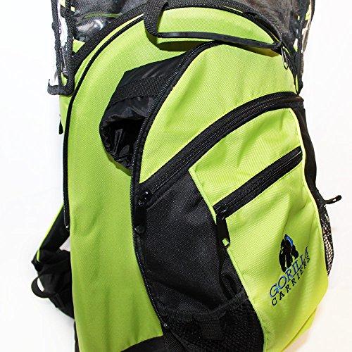 Gorilla Carrier (Lime Green)
