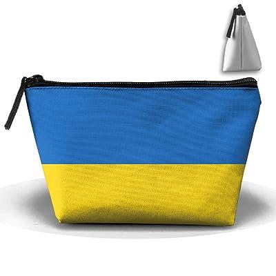 Chion Flag Of Ukraine Hand Bag Pouch Portable Storage Bag Clutch Handbag