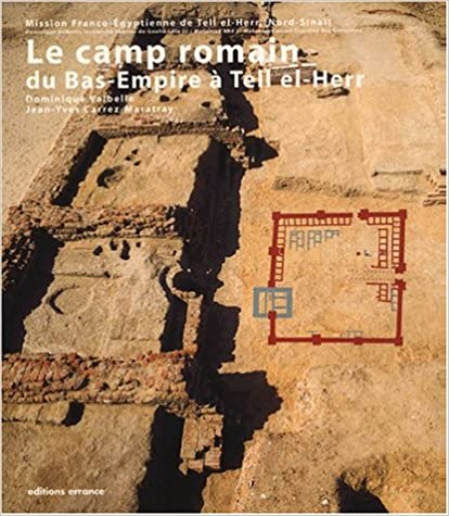 Book Le camp romain du Bas-Empire à Tell el-Herr (French Edition)