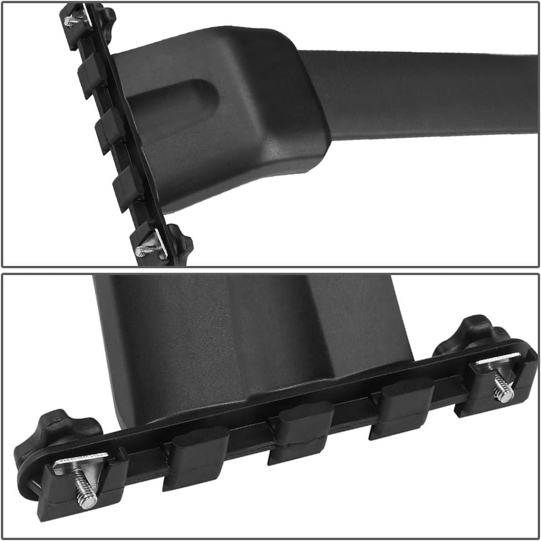 DNA Motoring RR-HPILOT09 Aluminum Roof Rack Cross Bars