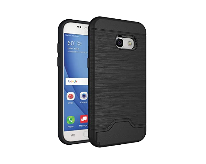 detailed look 50e43 90cd2 Amazon.com: Case for Samsung Galaxy A5 A7 (2018), Slim Dual Layer ...
