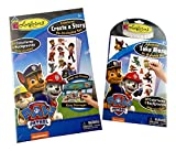 Best Paw Patrol Toys For Preschoolers - Colorforms Paw Patrol Create a Story and Paw Review