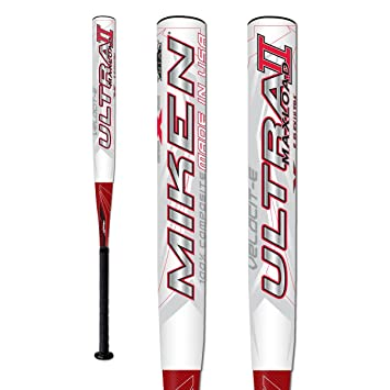 2013 Miken Ultra II Maxload 2-Piece Senior Softball 34