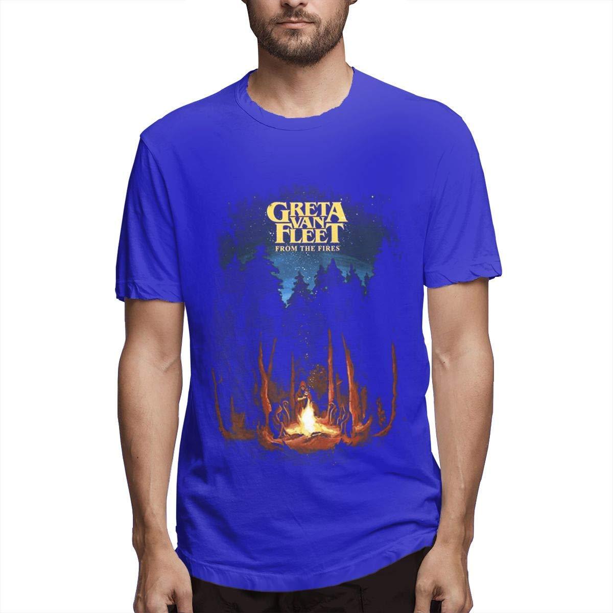 Slaoero Greta Van Fleet From The Fires Funny Summer Particular For Shirts