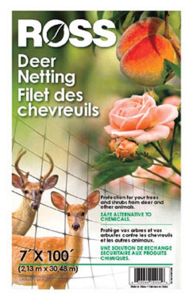 Ross 15464 7' X 100' Deer Netting by Easy Gardener