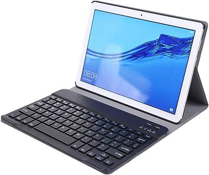 MaYing Teclado Portátil para Tablet PC, ABS Ultra-Delgada ...