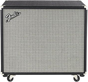 Amazon.com: Fender Bassman 115 Neo 350-Watt 1x15-Inch Bass Amp ...