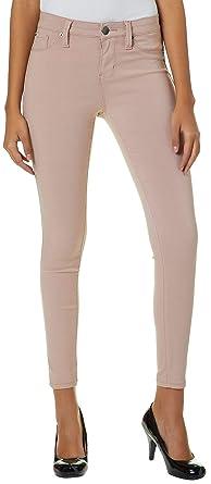 51bd7af7c3b12 Amazon.com: YMI Juniors Solid Hyperstretch Skinny Pants X-Large ...