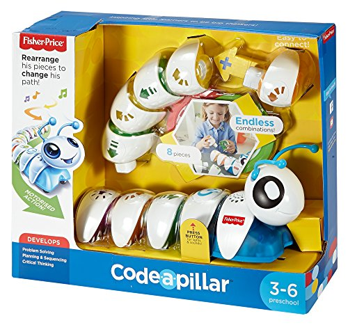 612CQz7nZSL - Fisher-Price Think & Learn Code-a-Pillar
