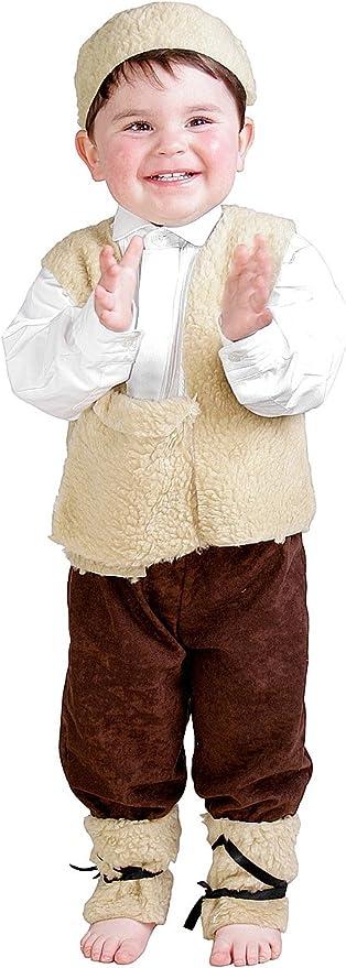 Disfraz de pastorcillo para niño - 18 meses: Amazon.es: Juguetes y ...