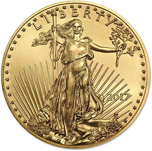 2017 American Gold Eagle (1/4 oz) Ten Dollar US Mint Uncirculated
