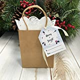 Best JAM Paper Bubble Wraps - Merry and Bright Gift Tags - 16pk Large Review