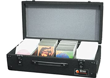 Amazon.com: Odyssey CCD300E Carpeted Cd Case With Surface Mount ...