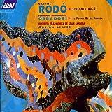 Rodo: Sinfonia No. 2; Obradors: El Poema de la Jungla