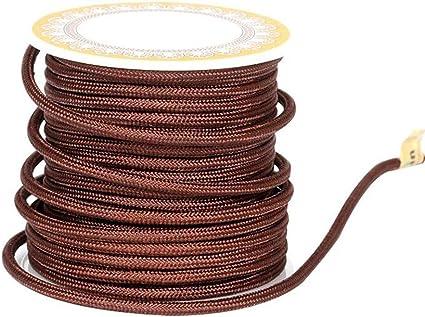 Cuerda Redonda De 3 Mm De Grosor Que Cuelga Collar Cuerda ...