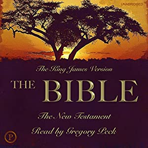 The Bible: The New Testament Audiobook
