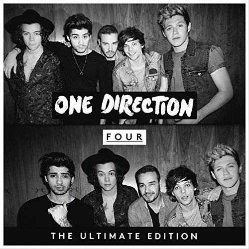 Four Deluxe One Direction product image
