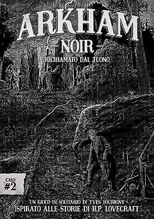 Arkham Noir – Caso #2: Reconocido por Tuono: Amazon.es: Juguetes y juegos