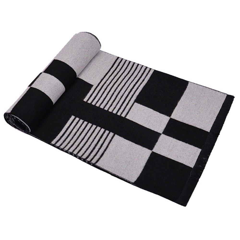 2E/·YOU Soft Elegant Wrap Long Comfortable Scarf for Men