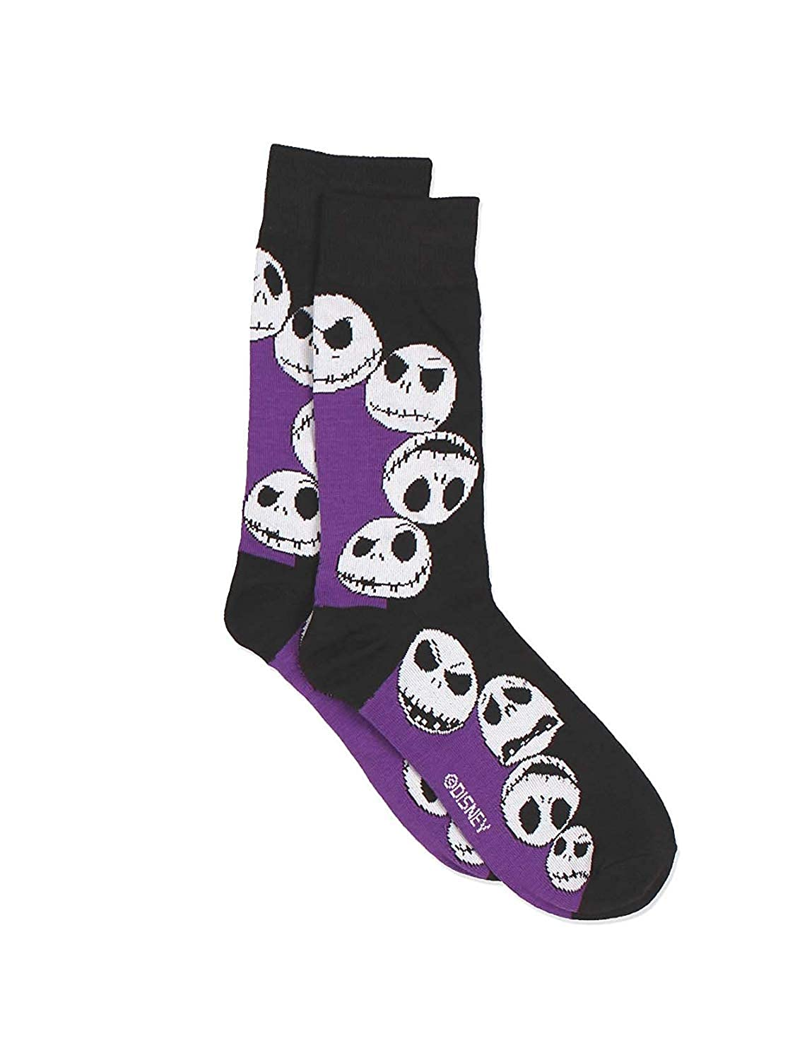 Disney The Nightmare Before Christmas Mens Multi pack Socks (10-13 ...