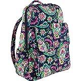 Vera Bradley Womens Ultimate Backpack Petal Paisley Backpack