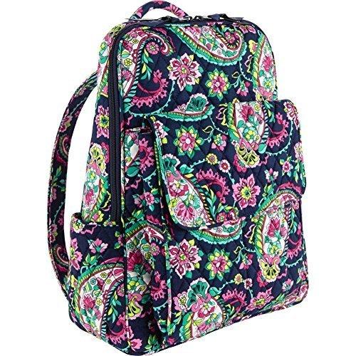 Vera Bradley Women's Ultimate Backpack Petal Paisley Backpack