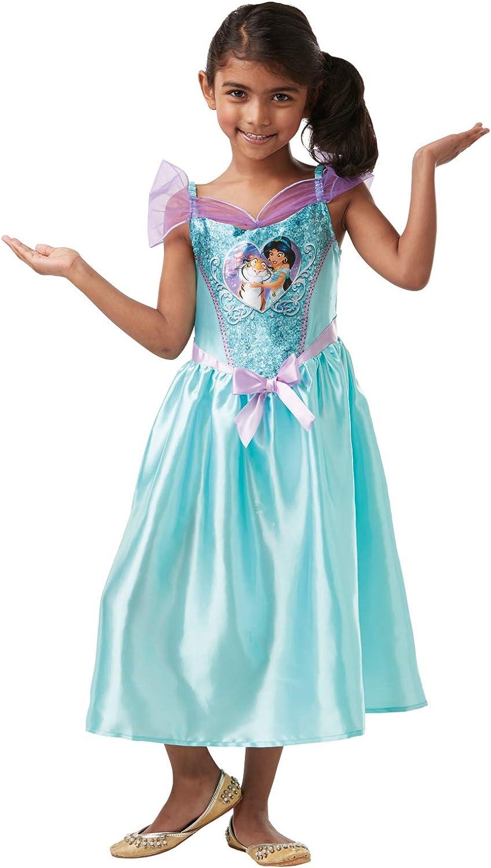 Rubies 640824S Disfraz oficial de princesa Disney de jazmín de ...