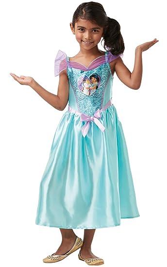 schnüren in anders zuverlässige Leistung Rubie's 640824S Offizielles Disney Prinzessin Pailletten ...