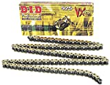 D.I.D 525VXGB-150 Gold 150-Link High Performance X-Ring Chain with Connecting Link