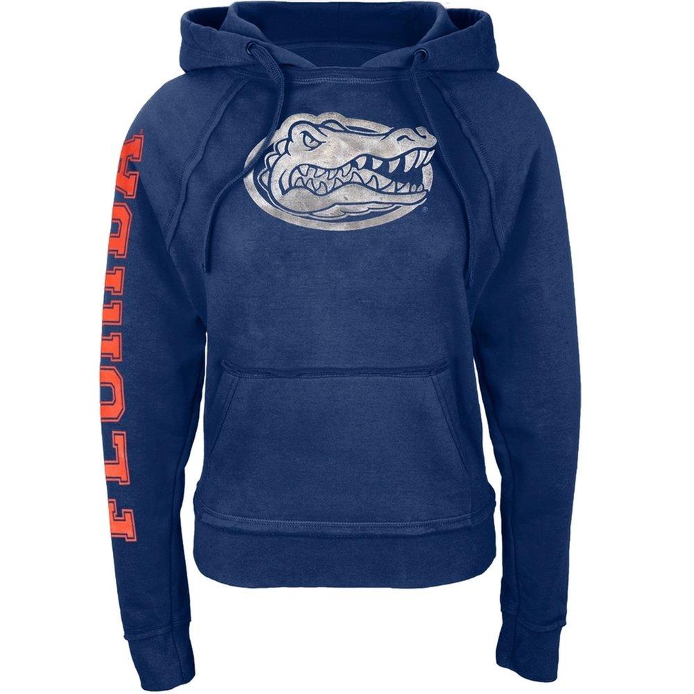 Florida Gators - Foil Logo Juniors Pullover Hoodie - Large
