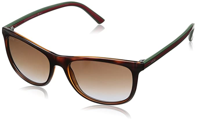 Gucci - Gafas de sol Wayfarer GG 1055/S TF, 0VY