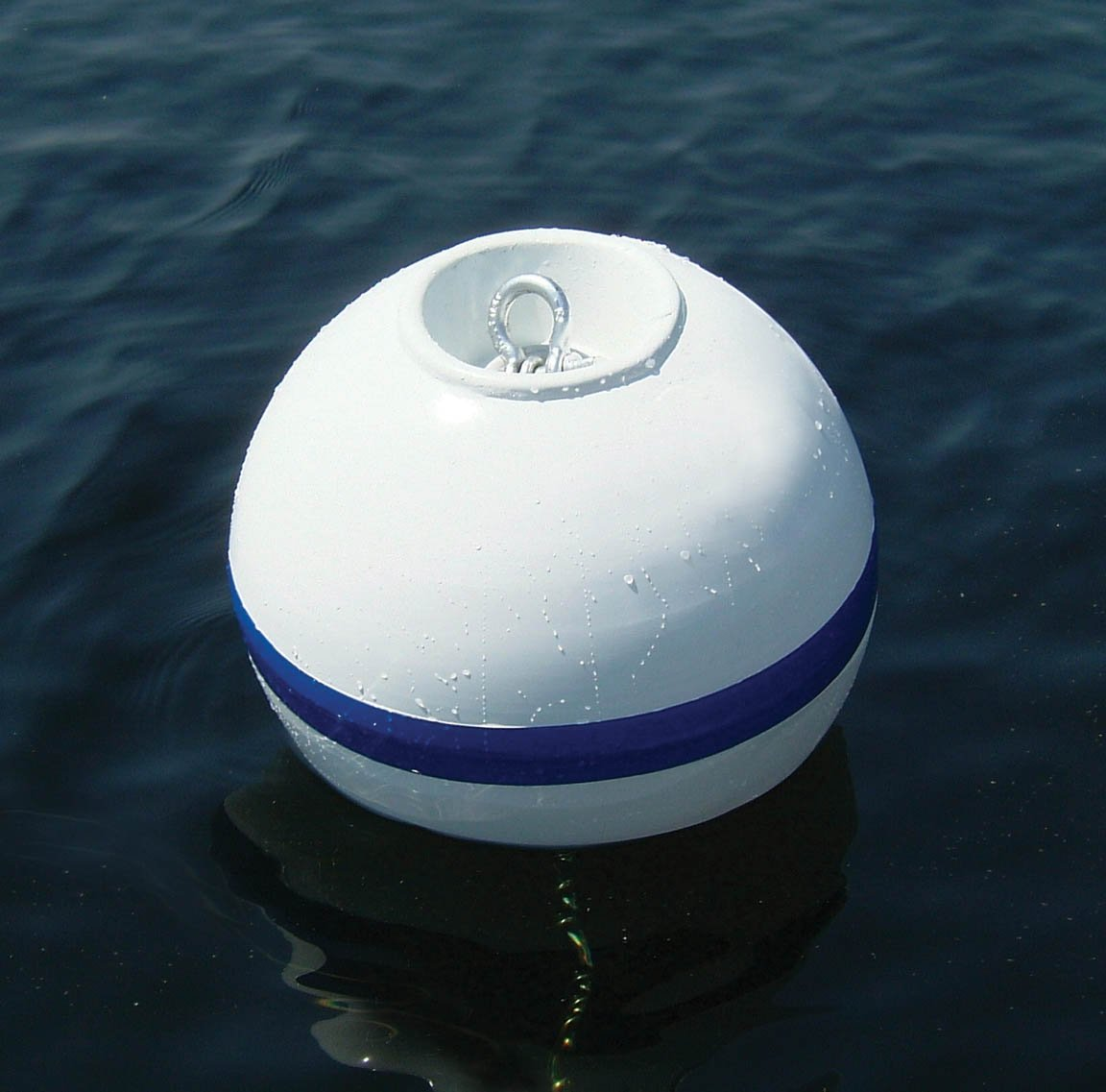 Taylor Made Products 46818 Sur-Moor T3C Boat Mooring Shackle Nest Buoy, 18 Inch Diameter